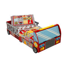 100 Fire Truck For Toddlers KidKraft Truck Toddler Bed Red