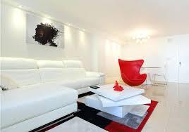 Tile Floor Ideas For Living Room Modern Basement With Limestone Flooring