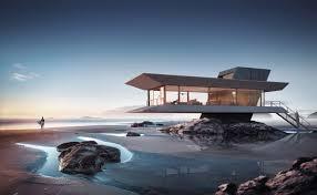 100 Beach House Architecture The Atelier Monolit Archello