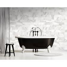 A Bathtub Tile Refinishing Houston by 1 43 Sqft Shop Style Selections Sovereign Stone Pearl Glazed