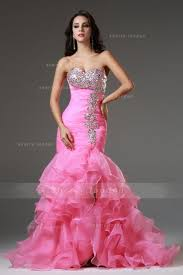 mermaid fishtail prom dresses gowns sherry
