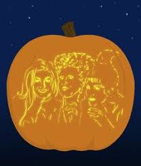 Scraps Corpse Bride Pumpkin Stencil by 18 Insanely Clever Pop Culture Stencils To Up Your Pumpkin Carving
