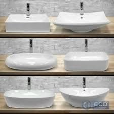 details zu keramik waschbecken waschtisch aufsatzwaschtisch becken waschschale spülbecken
