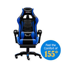 Amazon.com: MOOSENG Video Gaming Chair Racing Office - PU Leather ... Xtrempro G1 22052 Highback Gaming Chair Blackred Details About Ergonomic Racing Gaming Chair High Back Swivel Leather Footrest Office Desk Seat Design Computer Axe Series Blackred Check Out Techni Sport Racer Style Video Purple Shopyourway Topsky Pu Executive Merax 217lx 217w X524h Blue Amazoncom Mooseng New Lumbar Support And Headrest Akracing Masters Premium Highback Carbon Black Energy Pro