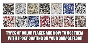 Behr Garage Floor Coating Vs Rustoleum by Jazzing Up Your Garage With Color Chips And Color Flakes