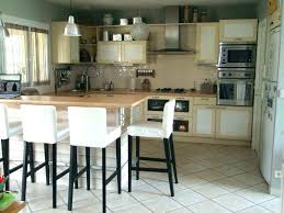 cuisine moderne blanche et ikea table blanche cuisine moderne ikea table de cuisine ikea blanc