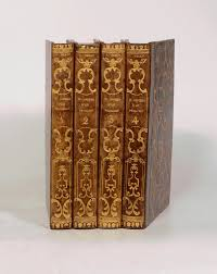 QUINZE ANNEES DUN PROSCRIT 4 Volumes 1835