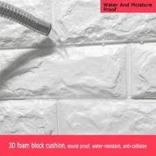 A06001 Peel Stick Wallpaper Brick Design 10 Sheets 59 SqFt