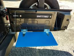 Blackhawk Floor Jack Model S4 by Diy Jeep Wrangler Unlimited Tailgate Table Jeep Wranglers