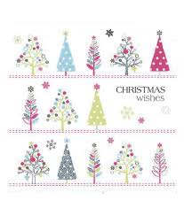 Best Christmas Tree Type Uk by O Christmas Tree Card Pack Of 10 Cancer Research Uk Online Shop