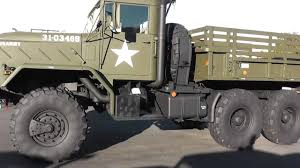 100 6x6 Military Truck 6X6 M931A2 Shorty Cargo 967 YouTube
