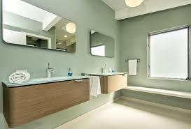 schön wie ein macaron monochrome farbkonzepte fürs badezimmer