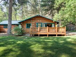 100 Wolf Creek Cabins Craig Montana Lodging The Cabin On Cox