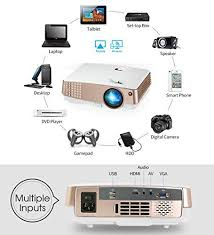 projector 3000 lumens home cinema theater multimedia