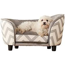 Amazon Enchanted Home Pet Snuggle Pet Sofa Bed 26 5 by 16