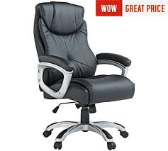 Extended Height Office Chair by Buy X Rocker Executive Height Adjustable Office Chair Black At
