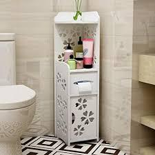 mthomes modernes badezimmer kabinett eckregal schrank toilettenpapier rolleneinheit unterer speicher mit der rechten oder linken öffnenden tür