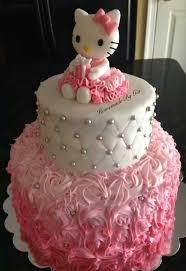 hello kitty birthday cakes recipes