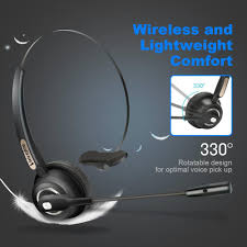 VoieJoy Bluetooth Headset/Truck Driver Headset, Wireless Over Head ... Mpow Pro Truck Driver Bluetooth Headset Office Wireless Cell Phones Accsories Headsets Find Zelher Products Online At 40 Earphone Universal Stereo Business Match Your Smart Life 2pack Headsetoffice Amazoncom V41 Headsettruck Headphone Earpiece Hands Free Buy Shinevi Headsetmini Mono Mpow Bluetooth Office Over Head Blue Tiger For Drivers