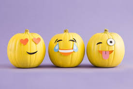 Nerdy Nummies Pumpkin Carving by 15 Ways To Emojify Your Halloween Brit Co