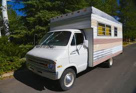 1972 Dodge Sportsman RV