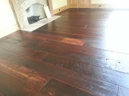 Plywood Plank Floor Over Concrete
