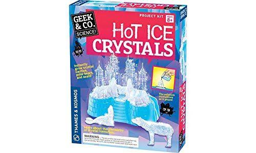 Thames and Kosmos Science Kit - Hot Ice Crystals