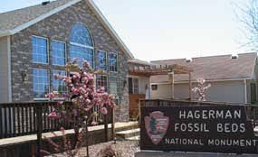 hagerman fossil beds national monument near hagerman idaho