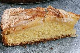 kokos apfel kuchen