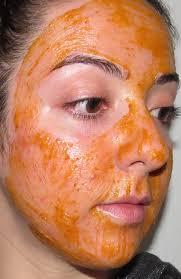 Pumpkin Enzyme Peel Benefits by My Skin U0027s Journey Banish Acne Scars Pumpkin Enzyme Masque
