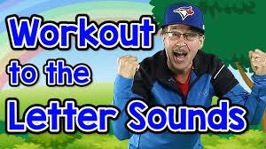 Rap Our Letter Sounds Jack Hartmann YouTube