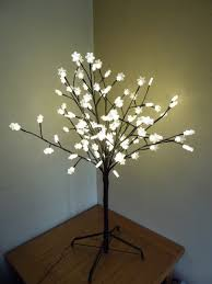 3ft Christmas Tree Uk by Ukg 3ft Warm White Led Lights Snowflake Artificial Tree Indoor