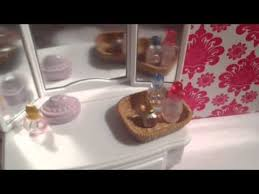 calico critters girls lavender bedroom set youtube