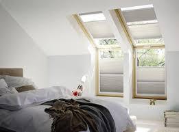 ratgeber rollos für velux oder roto dachfenster als