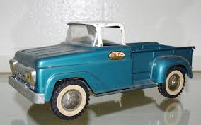 Vintage Tonka Truck | Beautiful Objects | Pinterest | Tin Toys