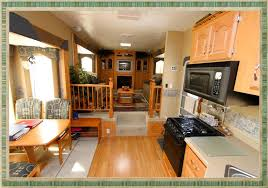 Fifth Wheel Campers With Front Living Rooms by Front Living Room 5th Wheel Travel Trailers Home Decorations Ideas
