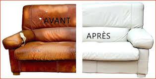 canap cuir craquel comment rénover un canapé en cuir craquelé meilleurs produits