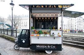 100 Italian Food Truck New Vespa In Paris Mozzarella Food Campana