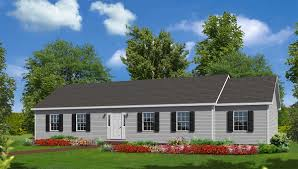 Brook Park Ranch Style Modular Homes