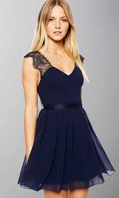 cute lace cap sleeves v neck short graduation dress ksp410 uk