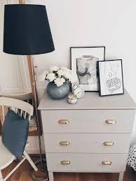 schlafzimmer kommode selbst gestrichen und die grif