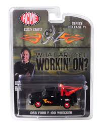 100 Stacey David Trucks Contemporary Manufacture Diecast Toy Vehicles ACME 51248