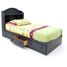 South Shore Soho Double 6 Drawer Dresser by Bedroom Twin Bed With Storage And Headboard Twin Bed Headboard