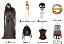 Motion Sensor Halloween Decorations Uk by Asda Halloween 2016 Sneak Preview Halloween Errific