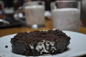 saftiger schokoladen nuss kuchen sallys