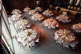 Round Table Setting Ideas Tables Wedding Reception Seating Slideshow The Daily Meal