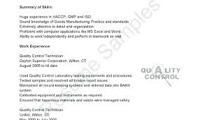It Technician Resume Physic Mechanical Samples