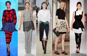 Apron Skirt Spring 2015 Fashion Trends