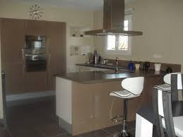 cuisine beige et taupe cuisine beige et taupe collection avec idees de mur cuisine des