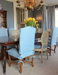 33 Model Of Familiar Prints White Slipcover Dining Chair ...